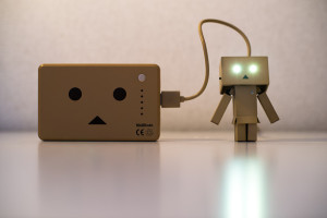 充電バッテリー