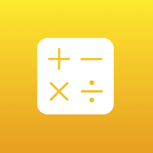 iPhone計算ウィジェット