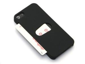 カードホルダー付きiPhoneケース_磁気干渉でフリーズのおそれ