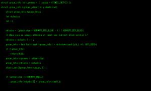 HackerTyper_誰でもハッカー気分を味わえるサイト