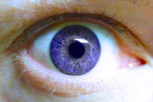 PicsArt 目の色を変える