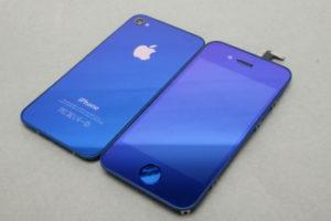 青_【黒金iPhoneなど】iPhoneの『カスタムバックフレーム』で究極のカスタマイズを実現する方法
