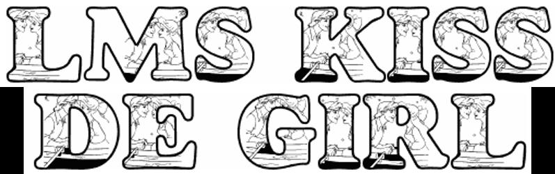 アリエル_ディズニーキャラのイラストが詰まった厳選ディズニー文字フォント10選