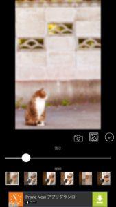 ぼかしトップ_【iPhone用】画像にぼかし加工を行う無料のおすすめアプリ4選