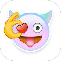 アプリアイコン_オリジナル絵文字が作成できる『Emojil』(エモジル)の使い方と画像の作り方