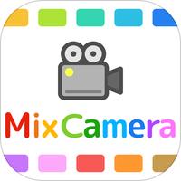 MixCamera for MixChannel -動画文字入れ/動画編集/動画作成/動画加工 -ミックスカメラ