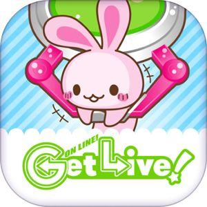 「GetLive!(ゲットライブ)」スマホでクレーンゲーム
