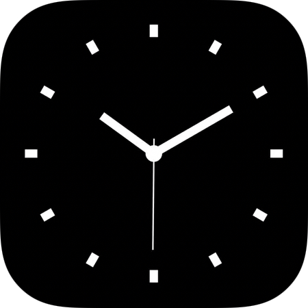 デスクトップ時計 - アナログ時計ウィジェット